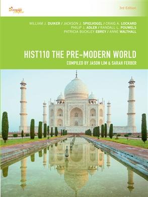 CP1064 - HIST110 The Pre-Modern World - 9780170380119