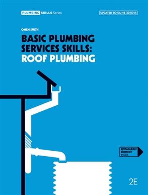Basic Plumbing Services Skills: Roof Plumbing - 9780170380393