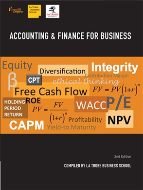 CP1077 - Accounting & Finance for Business - 9780170381420