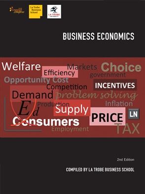 CP1078 - Business Economics - 9780170381437