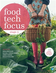 Food Tech Focus Stage 5 Student Book - 9780170383417