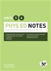 A+ Phys Ed Notes VCE Units 3 &4