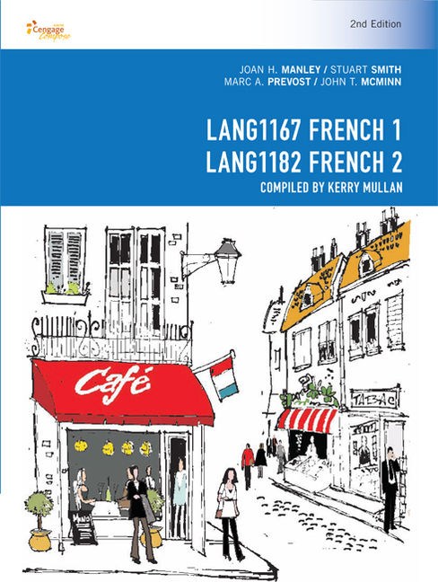 CP1086 - LANG1167 French 1 / LANG1182 French 2 - 9780170385503
