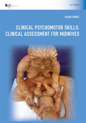 PP1050 - Clinical Psychomotor Skills: Clinical Assessment for Midwives - 9780170385831