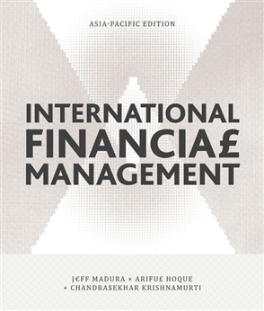 International Financial Management - 9780170386135
