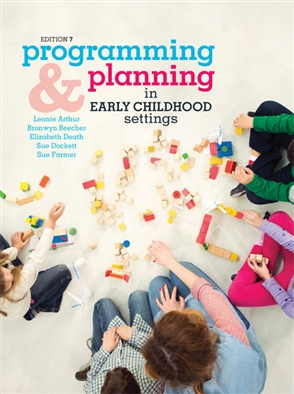 Programming and Planning in Early Childhood Settings - 9780170386326