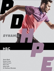 Dynamic PDHPE for HSC Student Book with 1 Access Code for 26 Months - 9780170386524