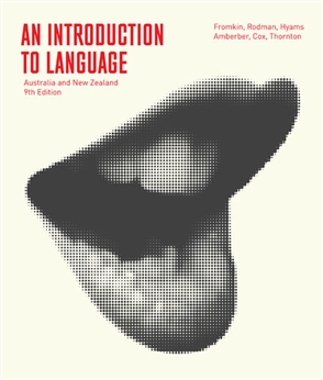 An Introduction to Language - 9780170386807