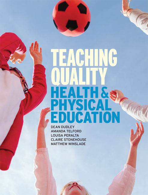 Teaching Quality Health and Physical Education - 9780170387019