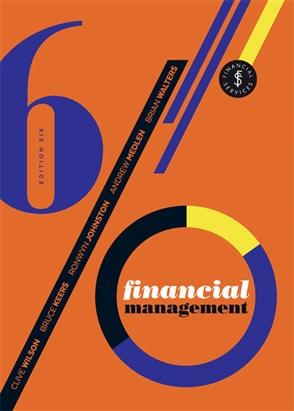 Financial Management - 9780170387040