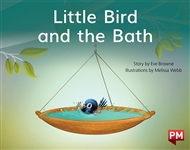 Little Bird and the Bath - 9780170387125