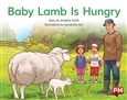 Baby Lamb is Hungry