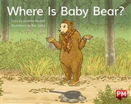 Where is Baby Bear? - 9780170387262