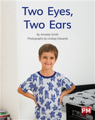 Two Eyes, Two Ears - 9780170387330
