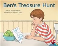 Ben's Treasure Hunt - 9780170387361
