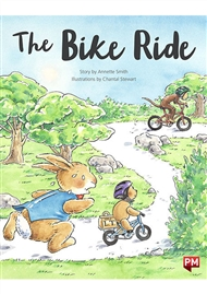 PM Educational Lap Book: The Bike Ride ( Little Teddy Lap Book and Foam Board Cut Out) - 9780170387552