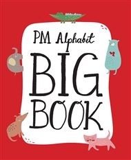 PM Alphabet Starters - Big Lap Book, Levels 1-3 - 9780170387712