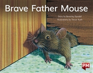 Brave Father Mouse - 9780170388696