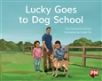 Lucky Goes to Dog School
