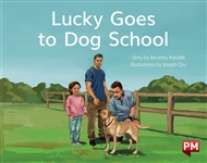 Lucky Goes to Dog School - 9780170388726