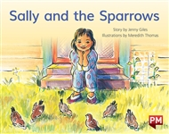 Sally and the Sparrows - 9780170388801