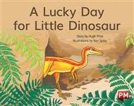 A Lucky Day for Little Dinosaur - 9780170388818