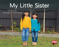 My Little Sister - 9780170388924