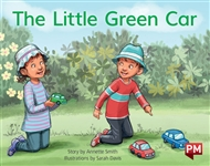 The Little Green Car - 9780170389143
