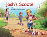 Josh's Scooter - 9780170389150