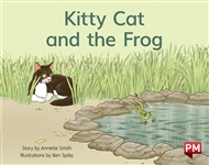 Kitty Cat and the Frog - 9780170389167