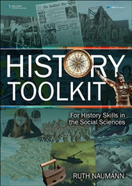 History Toolkit for History Skills in the Social Sciences - 9780170389334