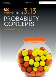 Walker Maths 3.13 Probability Concepts - 9780170389372