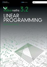 Walker Maths 3.2 Linear Programming - 9780170389396