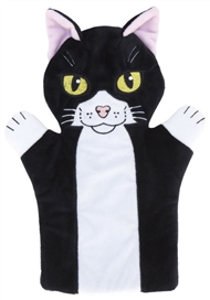 PM Educational Hand Puppet: Kitty Cat - 9780170391320
