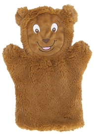PM Educational Hand Puppet: Baby Bear - 9780170391337