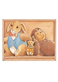 PM Educational Postcard Pack: Little Teddy - 9780170391368