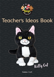 Teacher's Ideas Book: Kitty Cat - 9780170393362