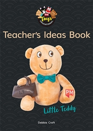Teacher's Ideas Book: Little Teddy - 9780170393379