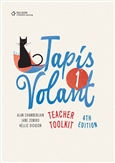 Tapis Volant 1 4th Edition Teacher Toolkit with USB