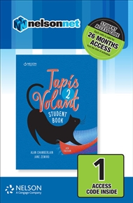 Tapis Volant 2 (1 Access Code Card) - 9780170394000
