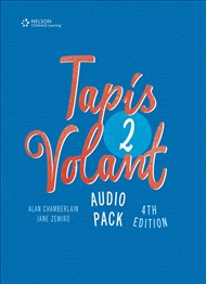 Tapis Volant 2 4th Edition Audio Pack with USB - 9780170394031