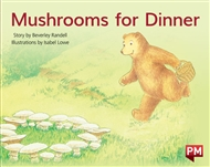 Mushrooms for Dinner - 9780170394727
