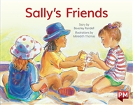 Sally's Friends - 9780170394758