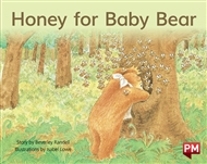 Honey for Baby Bear - 9780170394765