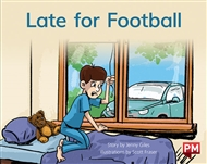 Late for Football - 9780170394802