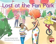 Lost at the Fun Park - 9780170394826