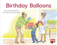 Birthday Balloons - 9780170394833