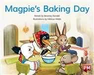 Magpie's Baking Day - 9780170394864