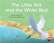 The Little Ant and the White Bird - 9780170394956
