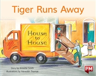 Tiger Runs Away - 9780170394987
